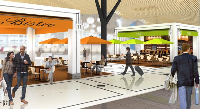 Aéroports de Paris – Concept
