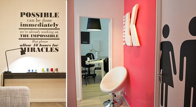 Bureaux Linkin 80 m² – Paris 15e