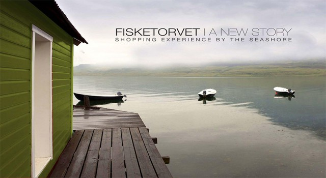 Centre commercial Fisketorvet – Copenhague