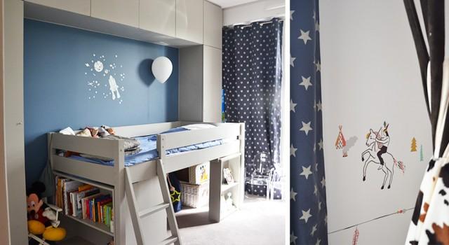 Appartement familial en duplex 120 m² – Boulogne