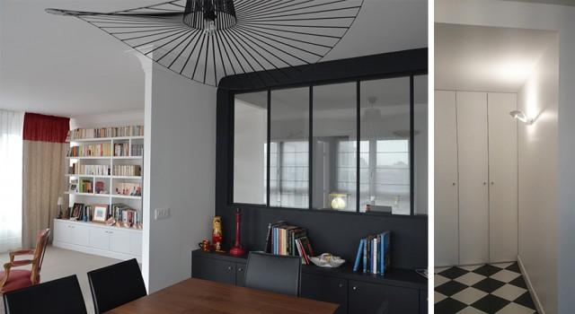 architecte d 39 int rieur appartement familial boulogne a comme archi. Black Bedroom Furniture Sets. Home Design Ideas