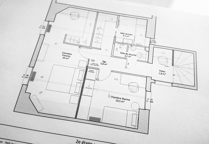 Tarifs architecte d 39 int rieur a comme archi for Tarif architecte pour plan