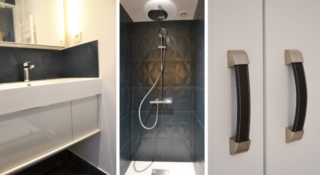 Appartement-maison en duplex 135m² – Boulogne