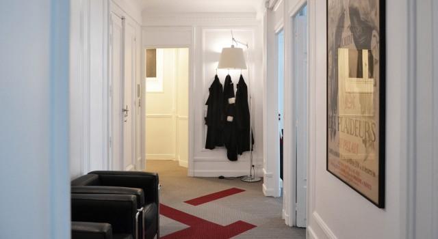 Cabinet d'avocats 160 m² – Paris 7