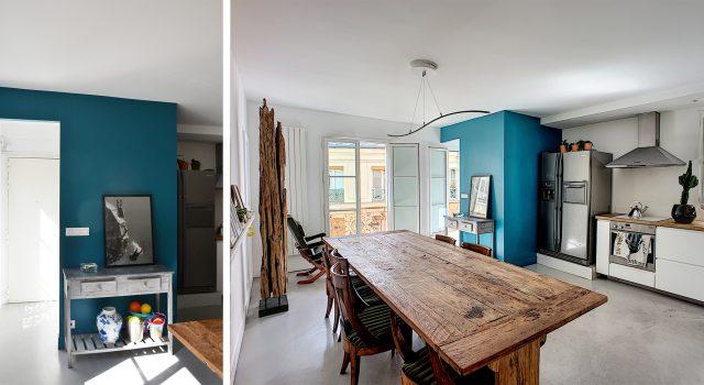 Appartement 60 m² – Paris 5