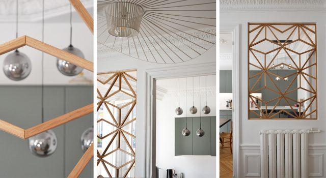 Appartement familial 100m² – Paris 16